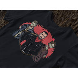 Negan's Pets / Supernatural T-Shirt-The Nerdy Byrd