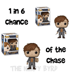 Newt Scamander Fantastic Beasts 2 Funko Pop! Vinyl-The Nerdy Byrd