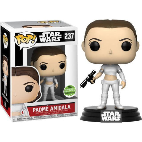 Padme Amidala Star Wars ECCC Exclusive Funko Pop! Vinyl-The Nerdy Byrd