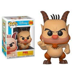 .Phil Hercules Funko Pop! Vinyl-The Nerdy Byrd