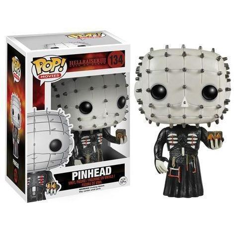 Pinhead Hellraiser Funko Pop! Vinyl-The Nerdy Byrd