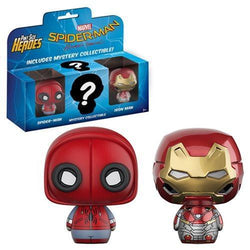 Pint Size Heroes Spider-Man Homecoming 3 Pack-The Nerdy Byrd