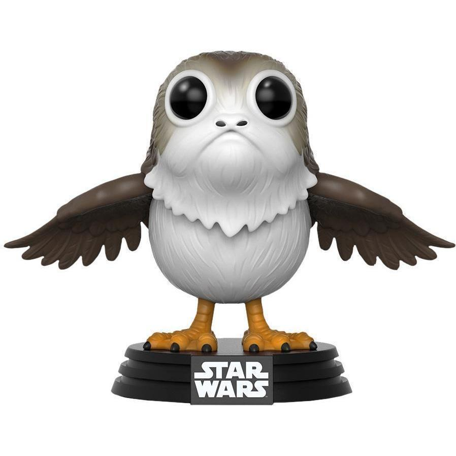 Porg Open Wings Star Wars Funko Pop Vinyl Exclusive-The Nerdy Byrd