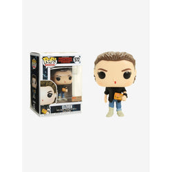 Punk Eleven Stranger Things BoxLunch Exclusive Funko Pop! Vinyl-The Nerdy Byrd