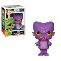 Purple Gill Spastik Plastik Funko Shop Exclusive Funko Pop! Vinyl-The Nerdy Byrd