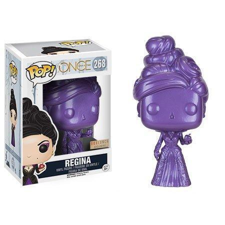 Regina (Purple) Once Upon a Time BoxLunch Exclusive Funko Pop! Vinyl-The Nerdy Byrd