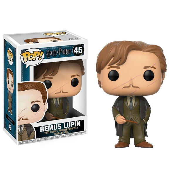 Remus Lupin Harry Potter Funko Pop! Vinyl-The Nerdy Byrd