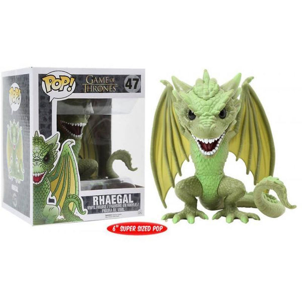 "Rhaegal 6"" Game of Thrones Funko Pop! Vinyl-The Nerdy Byrd"