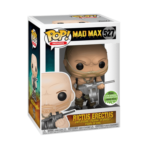 Rictus Erectus Mad Max ECCC 2018 Exclusive Funko Pop! vinyl-The Nerdy Byrd