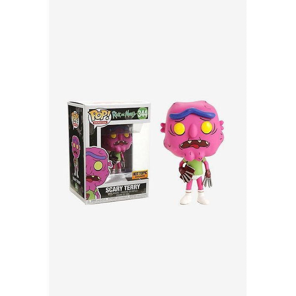 Scary Terry (No Pants) Hot Topic Exclusive Funko Pop!-The Nerdy Byrd