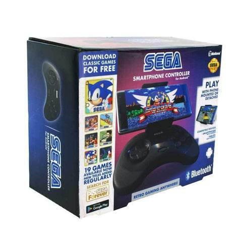Sega Android Smartphone Controller-The Nerdy Byrd