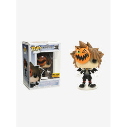 Sora Halloween Town Kingdom Hearts Hot Topic Exclusive Funko Pop! Vinyl-The Nerdy Byrd