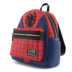 Spider-Man Cosplay Loungefly Backpack-The Nerdy Byrd