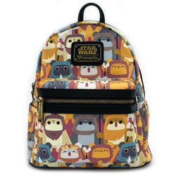 Star Wars Ewok AOP Loungefly Backpack-The Nerdy Byrd