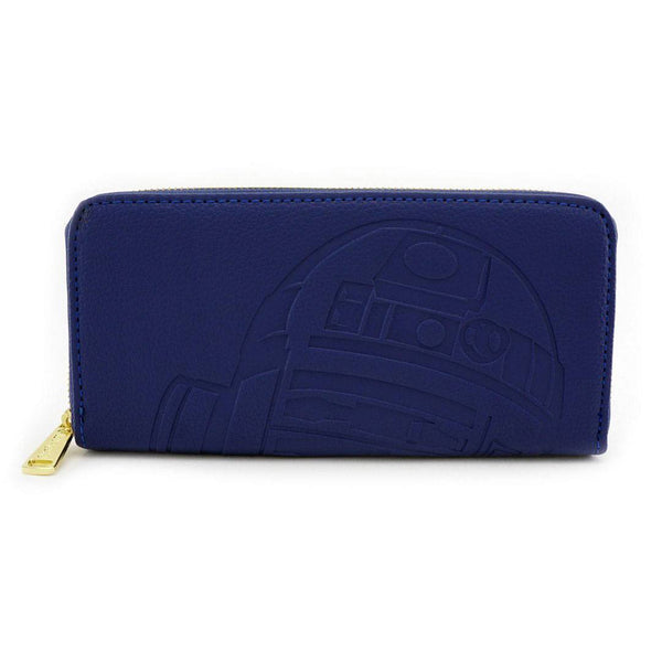Star Wars R2-D2 Embossed Loungefly Wallet-The Nerdy Byrd