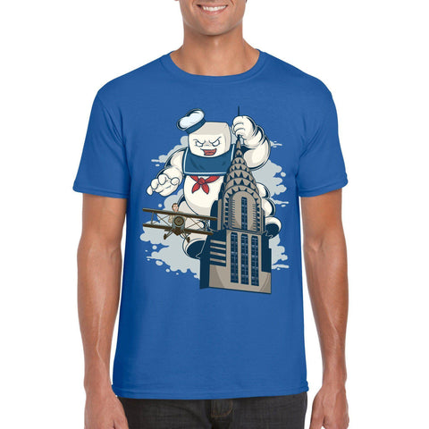 Stayte Puft T-Shirt-The Nerdy Byrd