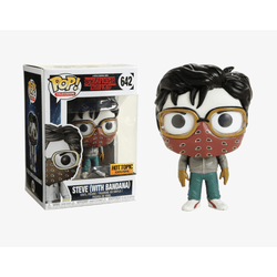 Steve with Bandana Stranger Things Hot Topic Exclusive Funko Pop! Vinyl-The Nerdy Byrd