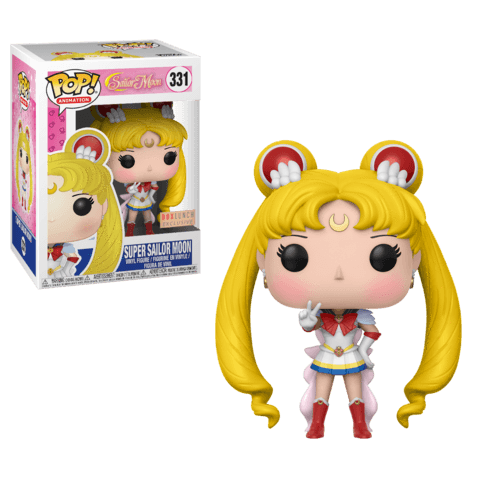 Super Sailor Moon BoxLunch Exclusive Funko Pop! Vinyl-The Nerdy Byrd