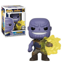 Thanos Avengers Infinity War Exclusive Funko Pop! Vinyl-The Nerdy Byrd
