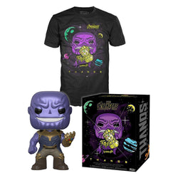Thanos in Space Target Exclusive Funko Pop! & Tee Collectors Box-The Nerdy Byrd