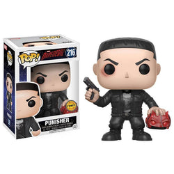 The Punisher (Chase) Daredevil Funko Pop! Vinyl-The Nerdy Byrd
