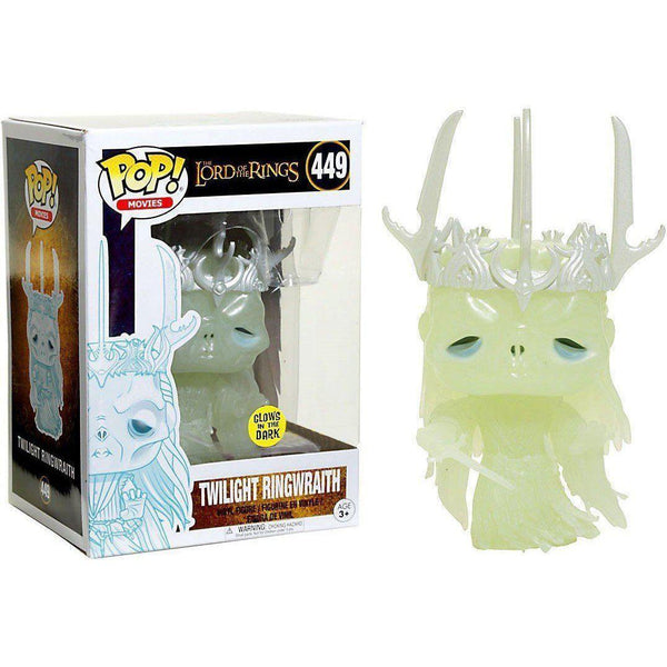 Twilight Ringwraith GitD Lord or the Rings Exclusive Funko Pop! Vinyl-The Nerdy Byrd