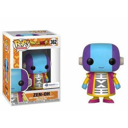 Zen-Oh Dragon Ball Galactic Toys Exclusive Funko Pop! Vinyl-The Nerdy Byrd
