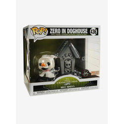 Zero in Doghouse NBX BoxLunch Exclusive Funko Pop! Vinyl-The Nerdy Byrd