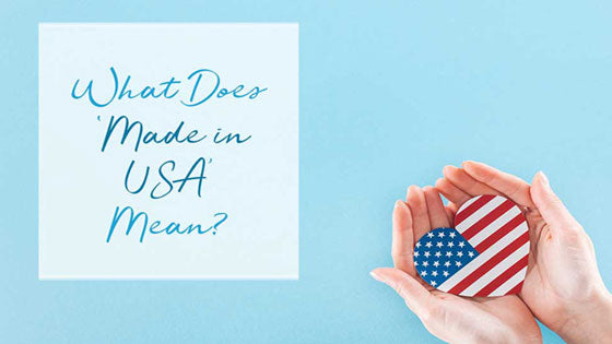 What Does 'Made in USA' Mean?