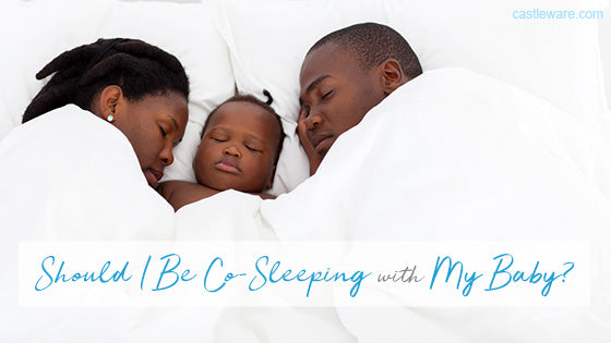 Should I Be Co-Sleeping With My Baby?