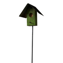 Birdhouses On Stakes