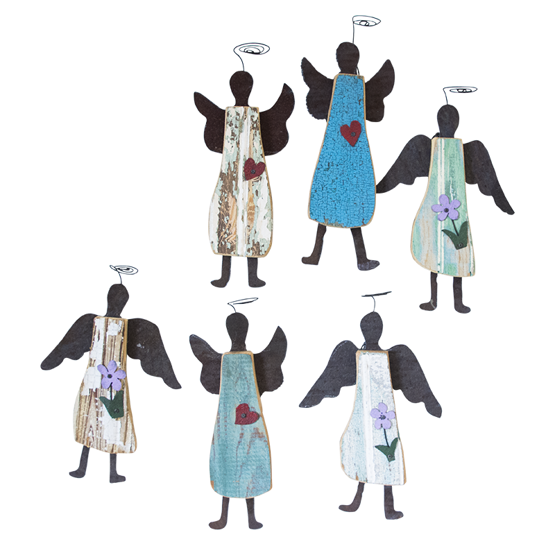 Angel Fleet - Set Of 6