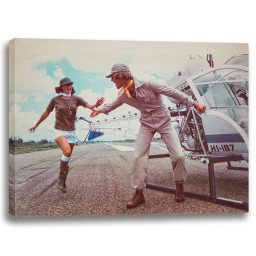 Helicopter Run 1974