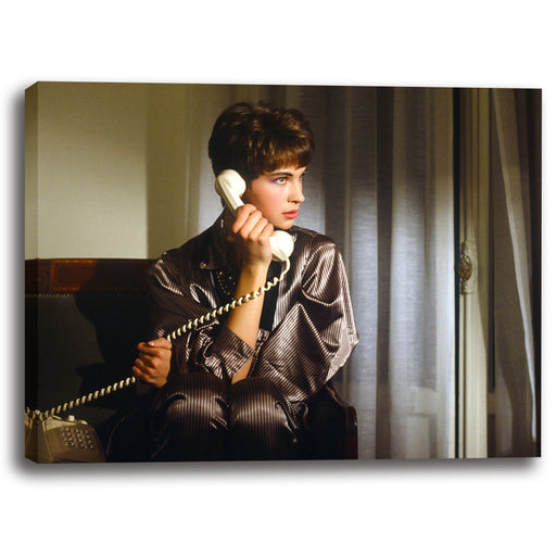 Woman on Phone 1988