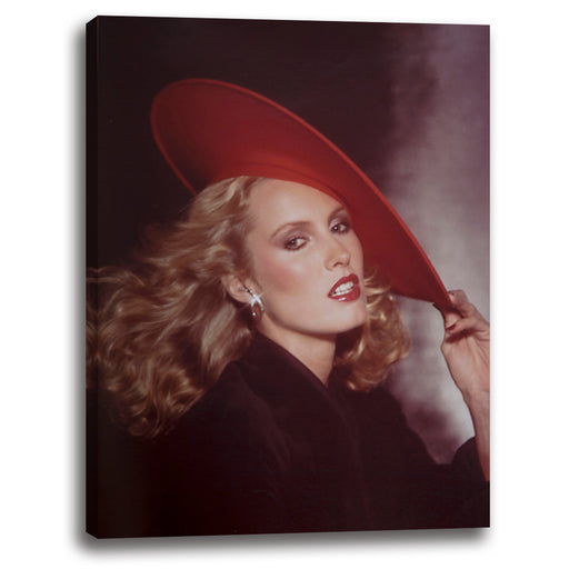 Kim in Red Hat 1976