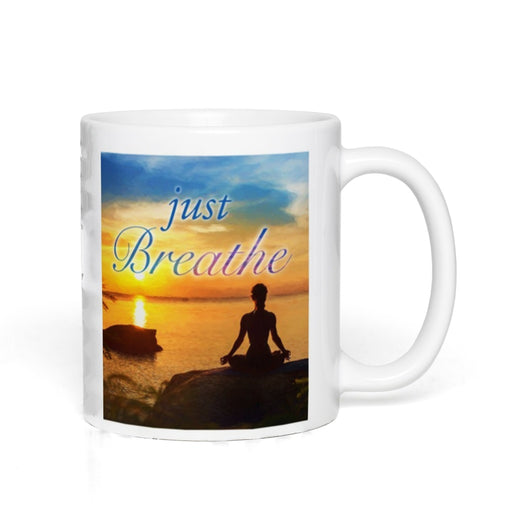 Mugs - Just Breathe