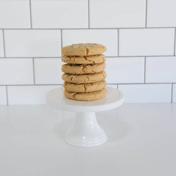 Almond Amaretti FLOURLESS Cookie