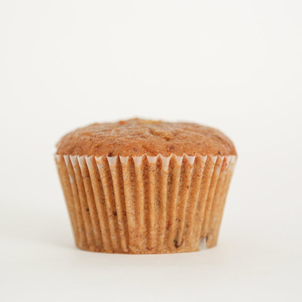 Naked Carrot & Orange Cupcakes 7cm (No 2 in sample box)