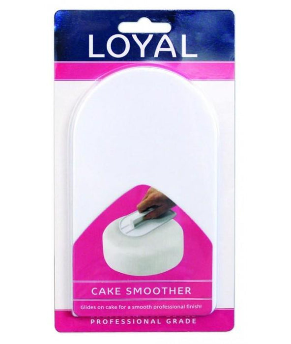 Loyal Cake Smoother 15cm