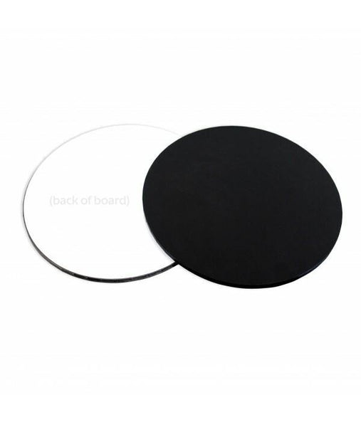 Boards Black Round