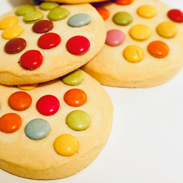 Crazy Dot Smartie Cookie
