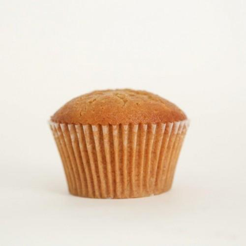 Naked Mini Banana Cupcakes 24