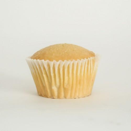 Naked Mini Coconut Cupcakes 24