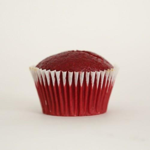 Naked Mini Red Velvet Cupcakes 24