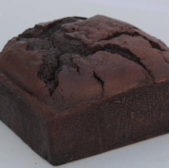 Naked Flourless Chocolate square