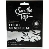 Edible SILVER LEAF