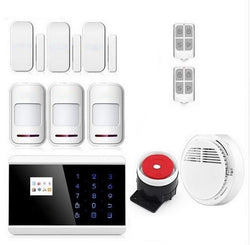NLS GSM  Wireless Alarm System B with Anti-Pet PIR Motion Sensors