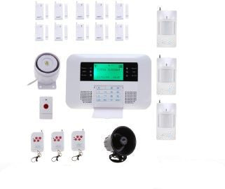 NLS GSM Wireless Alarm System A