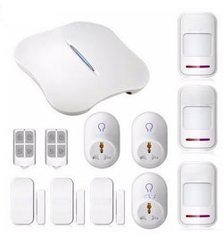 NLS Wi-Fi Total Security System B + Smart  Socket APP control