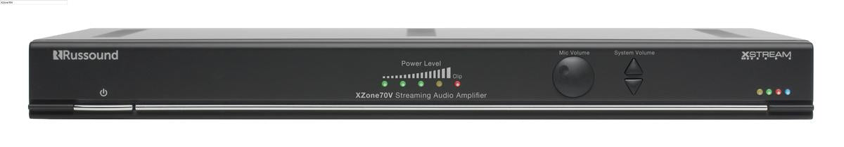 XZONE70V STREAMING MIXER AMPLIFIER